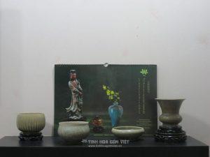 Xanh xanh Việt Nam.